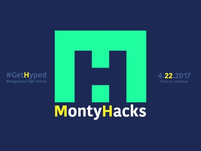 MontyHacks Main Advertisement advertisement programming coding montyhacks hackathon