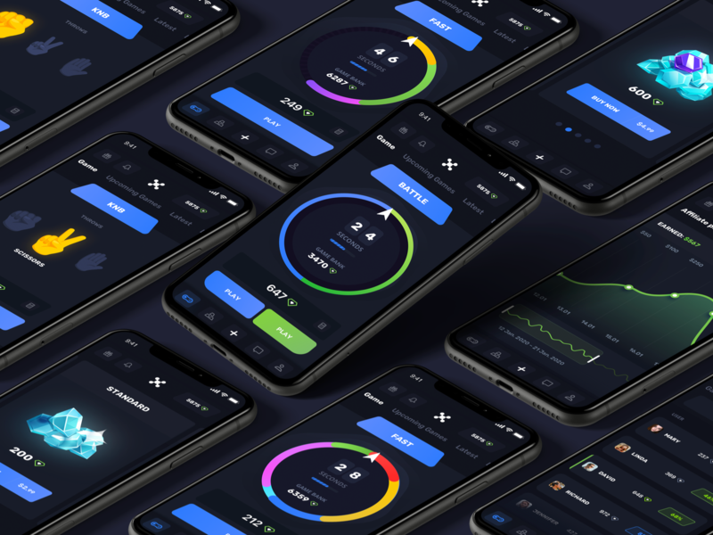 Roulette: Game Modes Responsive mockup bet dark ui dashboard entertainment responsive design product design web design mobile game design gambling interaction iphone 11 lottery statistics charts team trend ui ux