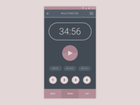 Daily Ui - Day 14 - Timer