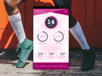 Daily Ui Day 41 Workout Tracker