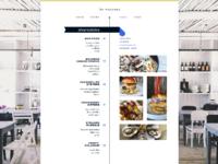 Daily ui   day 43   food menu