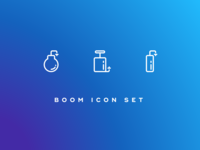 Daily Ui Day 55 Icon Set