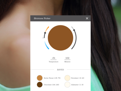 Daily Ui Day 60 Color Picker