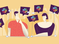 Illustrators on Slack people invite slack channel slack