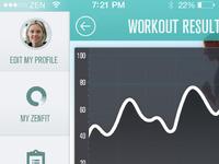 Workout leftnav