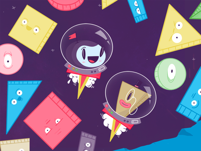 Dots Adventures Coloring Book swagger color coloring book book cartoon characters shapes space planet swag