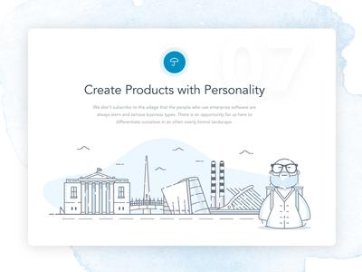 Design Principles progress people focus poster product design principles