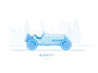 Bugatti - 1928