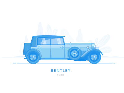 Bentley - 1930 bentley dublin ireland vehicle automobile wheel drive motor vintage classic car aston martin car
