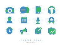 Shaper Icons
