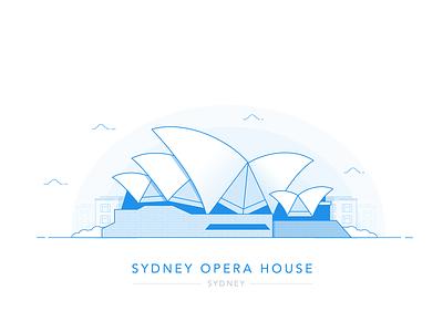 Sydney Opera House, Sydney architecture building cityscape city wonder of the world australia sydney