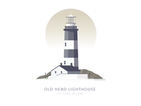 Old Head Lighthouse, Kinsale, Co. Cork, Ireland