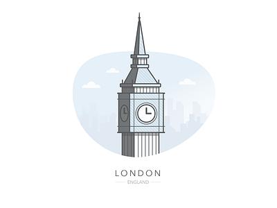 London, England landmark destination time united kingdom uk tower clock big ben england london