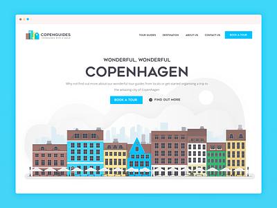 Wonderful, Wonderful, Copenhagen building blocks buildings tour guide building europe denmark copenhagen