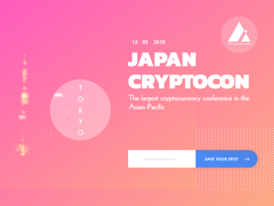 Japan CryptoConference Poster