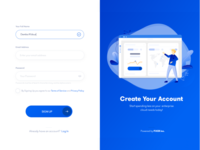 Cloud Portal Sign Up