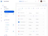 CloudConfig Portal Search UI