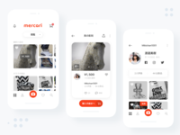 Mercari App Redesign (JA)