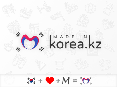 Made in Korea logotype
