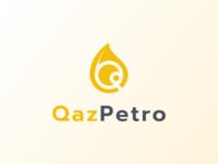 Gas station logotype