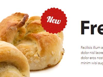 Bakery Site bakery myriad minimal badge