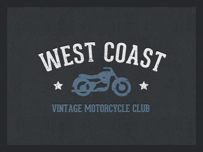 Motorcycle Club vintage texture motorbike classic
