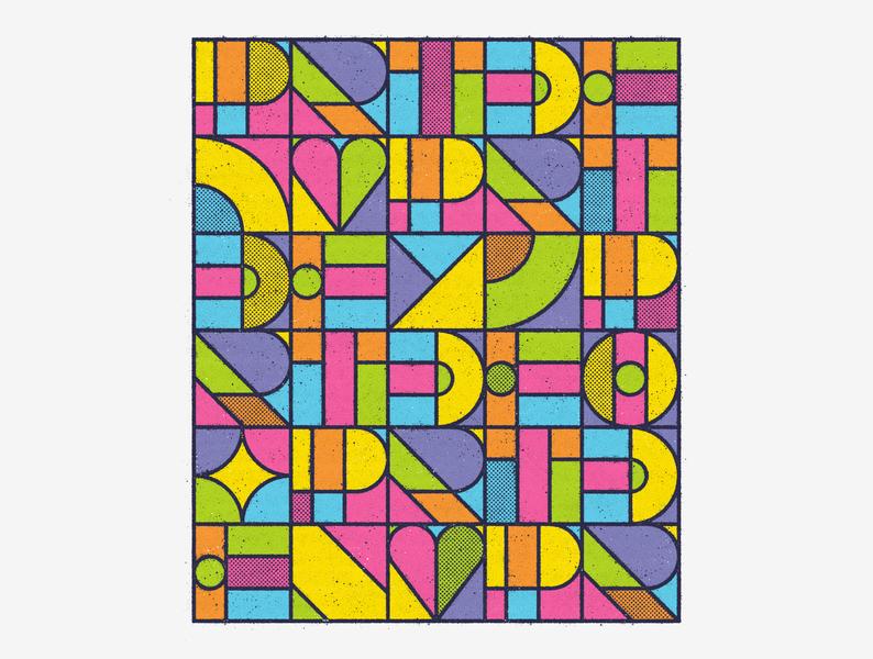 FanDuel Pride 2020 illustration rainbow distressed texture pride fanduel