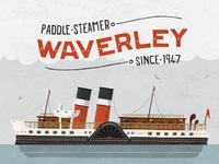 Waverley print