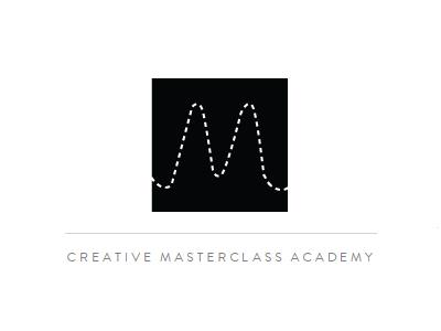 Creative Masterclass Logo Concept logo minimal square stitch futura brand