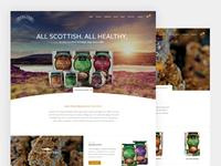 Porridge Oats Company Website