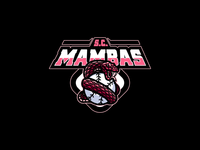 SC Mambas sports branding snake sports logo snake logo snake mascot mamba mascot mamba logo mascot logo softball logo mamba sports logo sports logo