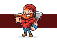 Friendly Lumberjack