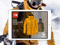 North Face project