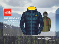The North Face project
