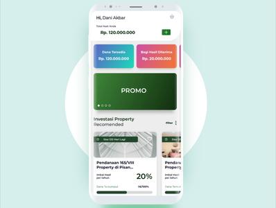 Fintech App | Dana Syariah