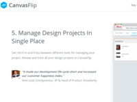 Visual way to manage your projects : WorkFlow