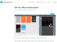 GIF For Micro Interaction