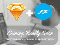 Sketch + CanvasFlip : Coming Really Soon
