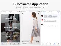 🎩New E-Commerce Application🎩