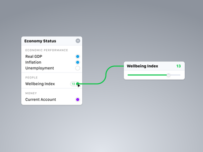 Satori's Windows ui visual concept economy drag context window