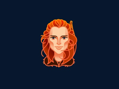 Ygritte ygritte illustration thrones heads of game
