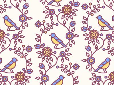 Pattern Bird