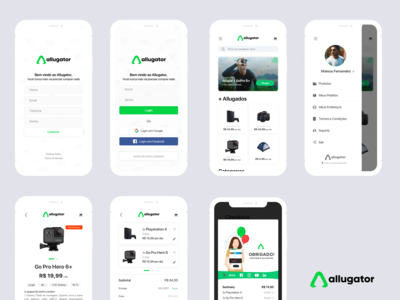 Allugator App
