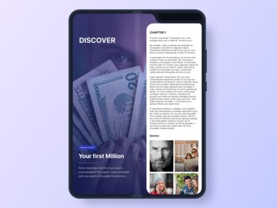 12Min (Audiobook app) - Galaxy Fold