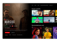 [Redesign] Netflix for Apple TV