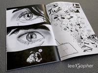 Rock of Pages Spread: Part 1