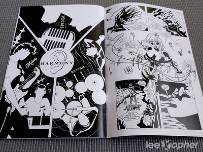 Rock of Pages Spread: Part 2