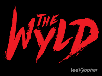 The Wyld Logo By Lee Xopher