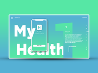 My Health - Website