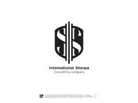 Logotype sherpa international by kirko team black